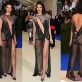 Baile do met 2017: Kendall Jenner