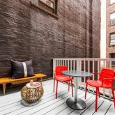 Classificados: O apartamento da Diane Kruger no East Village
