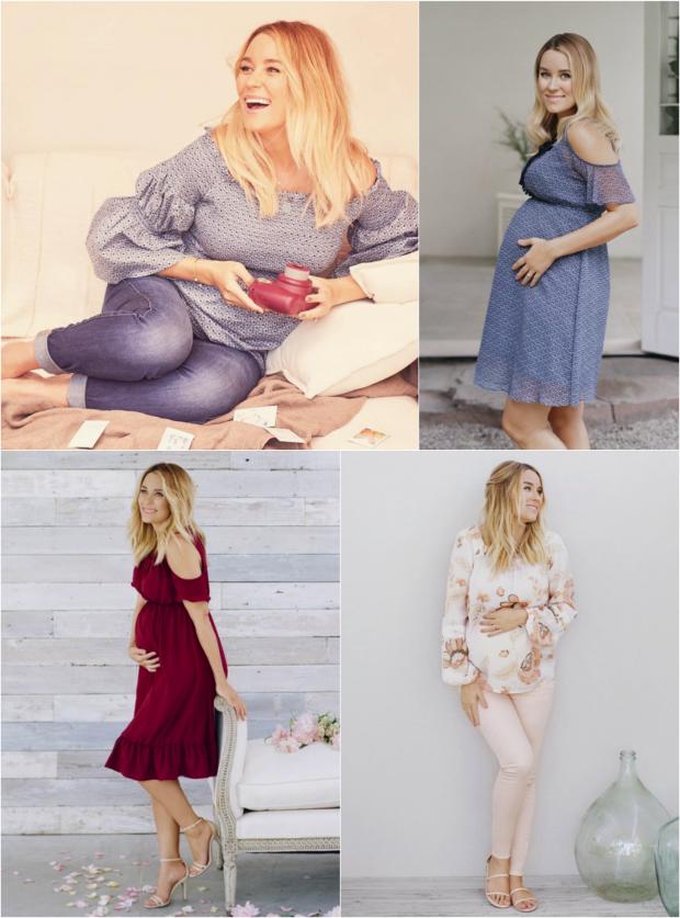 lauren-conrad-maternidade-look