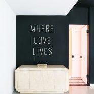Um apartamento descolado e artístico em Los Angeles