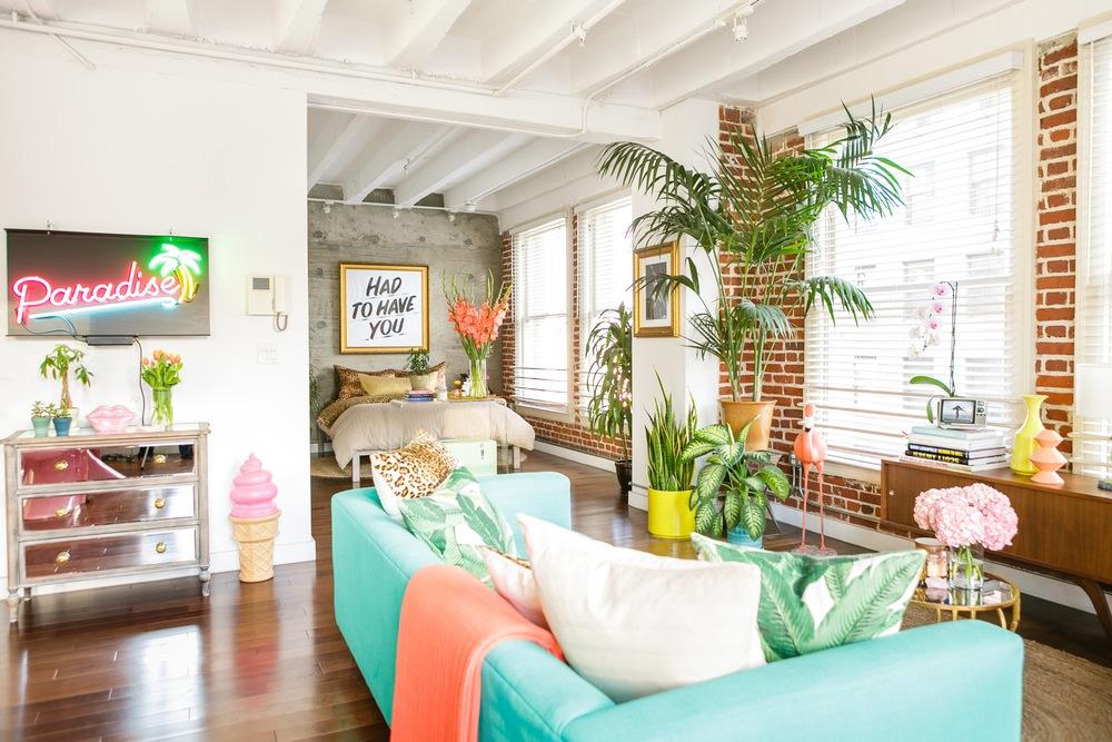 O apartamento mais legal que voc vai ver hoje fashionismo for Longo arredamenti