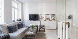 O mini apartamento mais legal que você vai ver hoje!