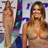 VMA 2017: Heidi Klum