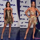 VMA 2017: As metalizadas