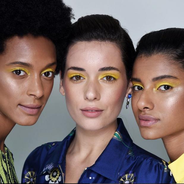 maquiagem-sombra-amarela