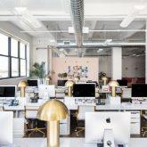 O novo escritório da Twelve NYC