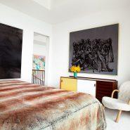 O apartamento da Giovanna Battaglia em Nova York