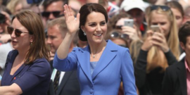 11 Looks da Kate Middleton Por Aí