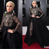 Grammy 2018: Lady Gaga
