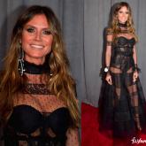 Grammy 2018: Heidi Klum