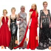 Look 10: Nicole Kidman