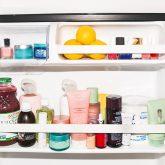 Você refrigera seus produtos de beleza?