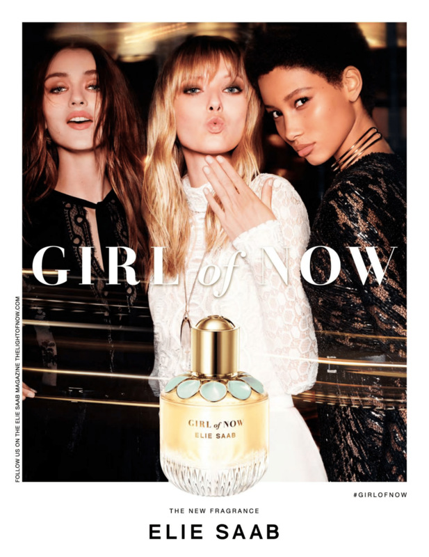 Perfume Girl of Now Elie Saab