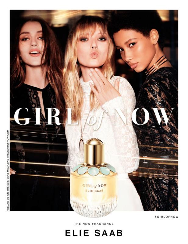 Perfume Girl of Now Elie Saab
