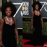 Golden Globe 2018: Viola Davis