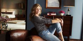 A mansão aconchegante de Jennifer Aniston em Los Angeles