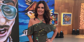 11 Looks da Fátima Bernardes por aí