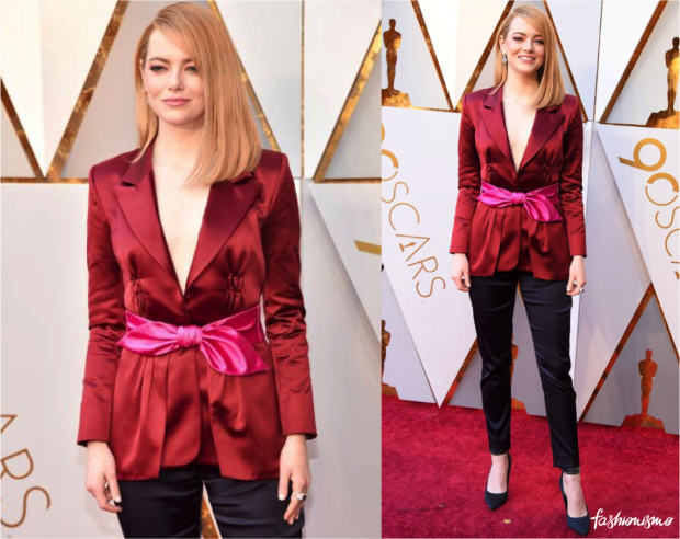 Oscar 2018 Emma Stone