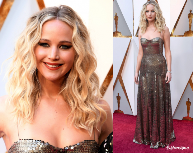 Oscar 2018 Jennifer Lawrence