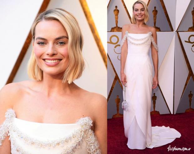 Oscar 2018 Margot Robbie