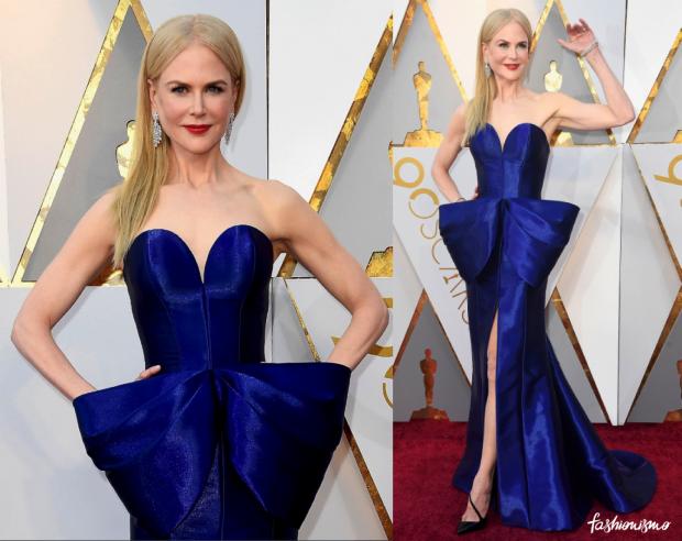 Oscar 2018 Nicole Kidman