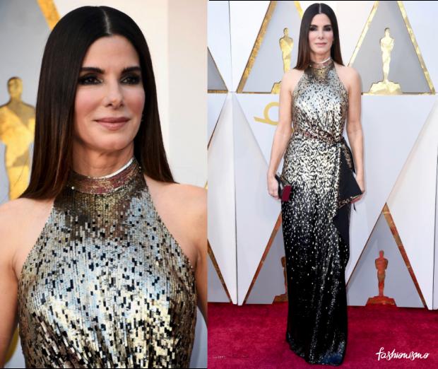 Oscar 2018 Sandra Bullock