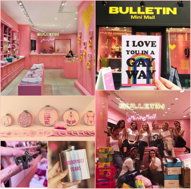 Bulletin Store New York