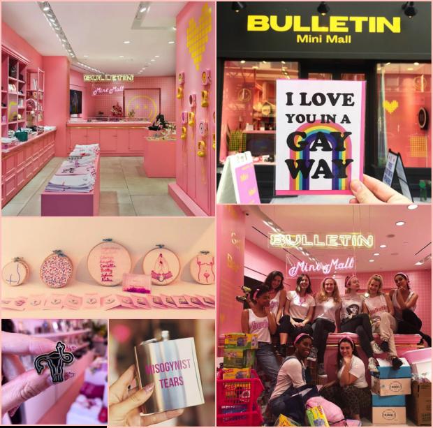 Bulletin Store New York