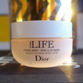 Máscara redutora de poros argila rosa da Dior