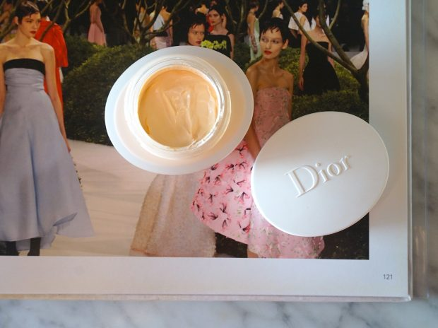 Dior máscara argila rosa