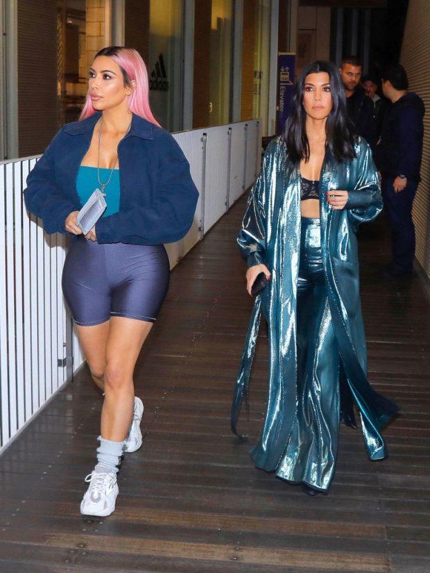 Kourtney Kardashian estilo