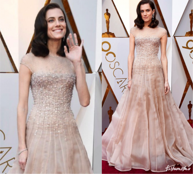 Oscar 2018 Allison Williams