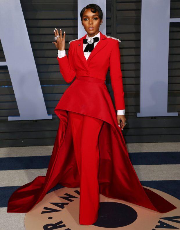 Oscar 2018 Janelle Monae