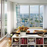 A cobertura do estilista Naeem Khan em Miami