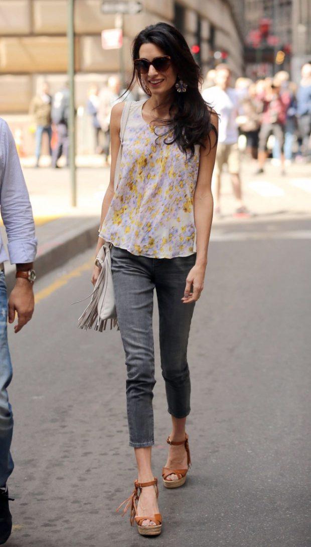 Looks Amal Clooney