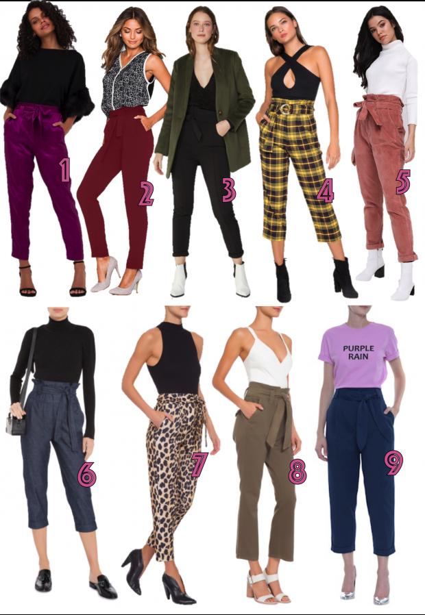 d2e3662af 25 Formas de usar calça clochard - Fashionismo