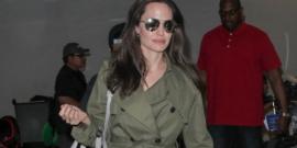 11 Looks da Angelina Jolie Por Aí