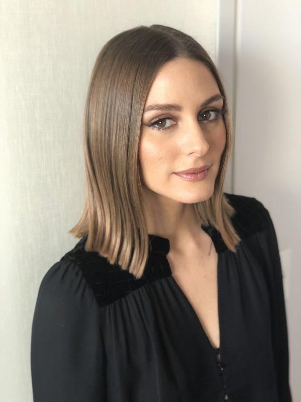 Corte de cabelo Olivia Palermo