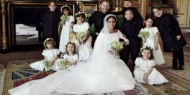 As fotos oficiais do casamento de Meghan Markle e Harry!