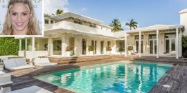 Classificados: A casa da Shakira em Miami