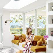 A casa de Mandy Moore em Los Angeles