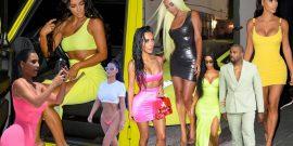 A Kim Kardashian de antigamente voltou (?)
