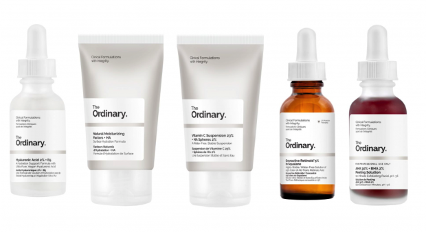 produtos the ordinary