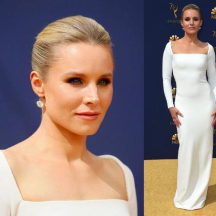 Emmy 2018: Kristen Bell