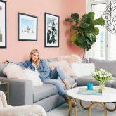 O apartamento da Ashley Benson em Nova York