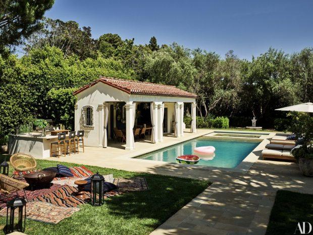 Casa Alessandra Ambrósio - Los Angeles