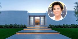 A nova morada de Kris Jenner no deserto!
