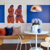 Um apartamento extremamente charmoso no Brooklyn
