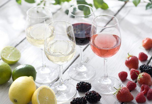 vinho verão