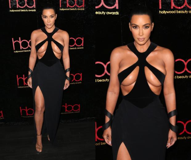 Kim Kardashian Mugler